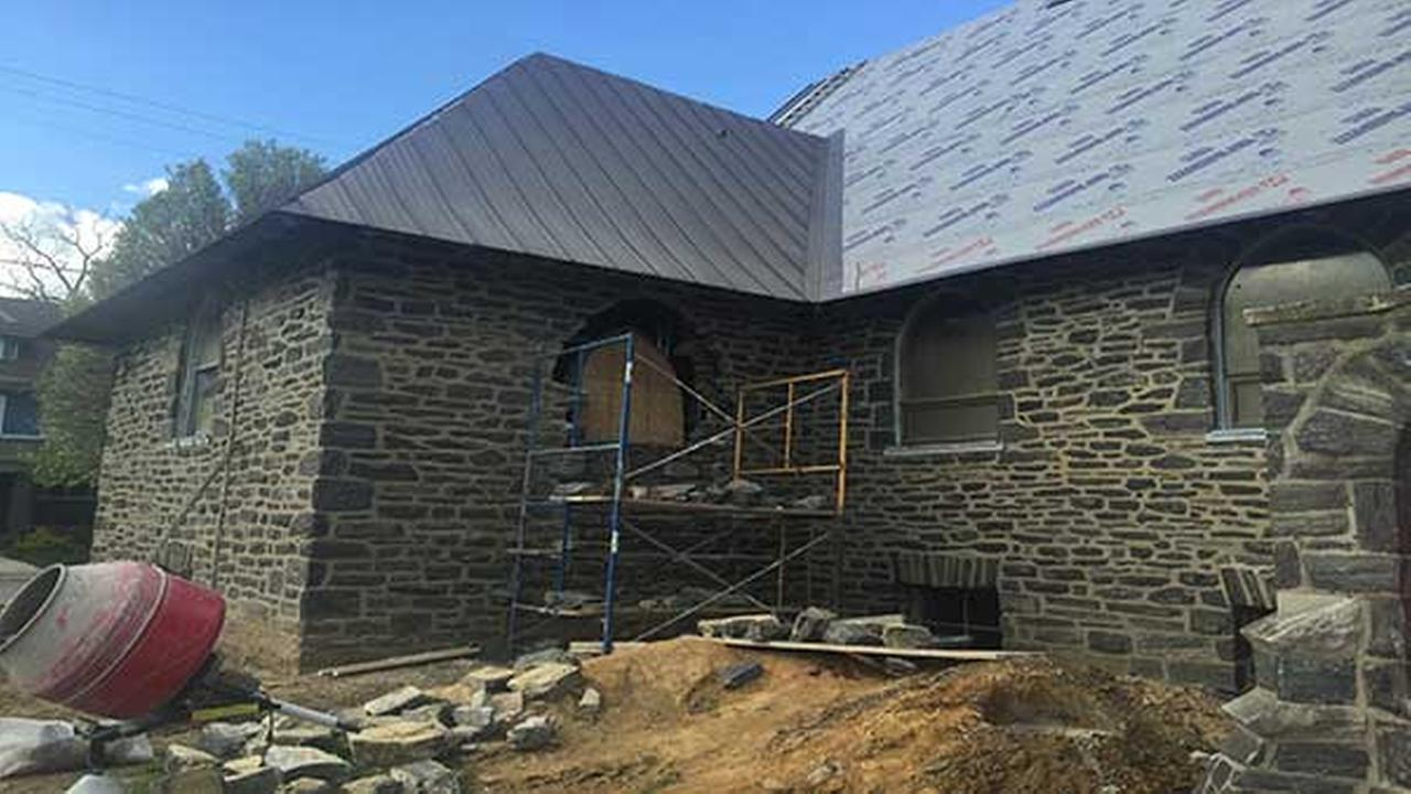 The owners of the former St. Andrews United Methodist Church in Havertown, Pa. are accusing their original contractor of negligence, deficiencies in work, fraud, and theft.