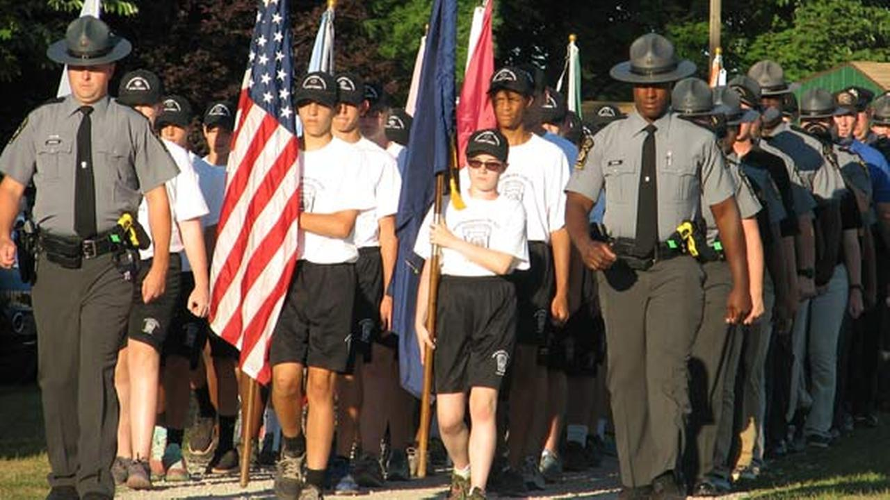 Pennsylvania State Police accepting applicants for Camp Cadet