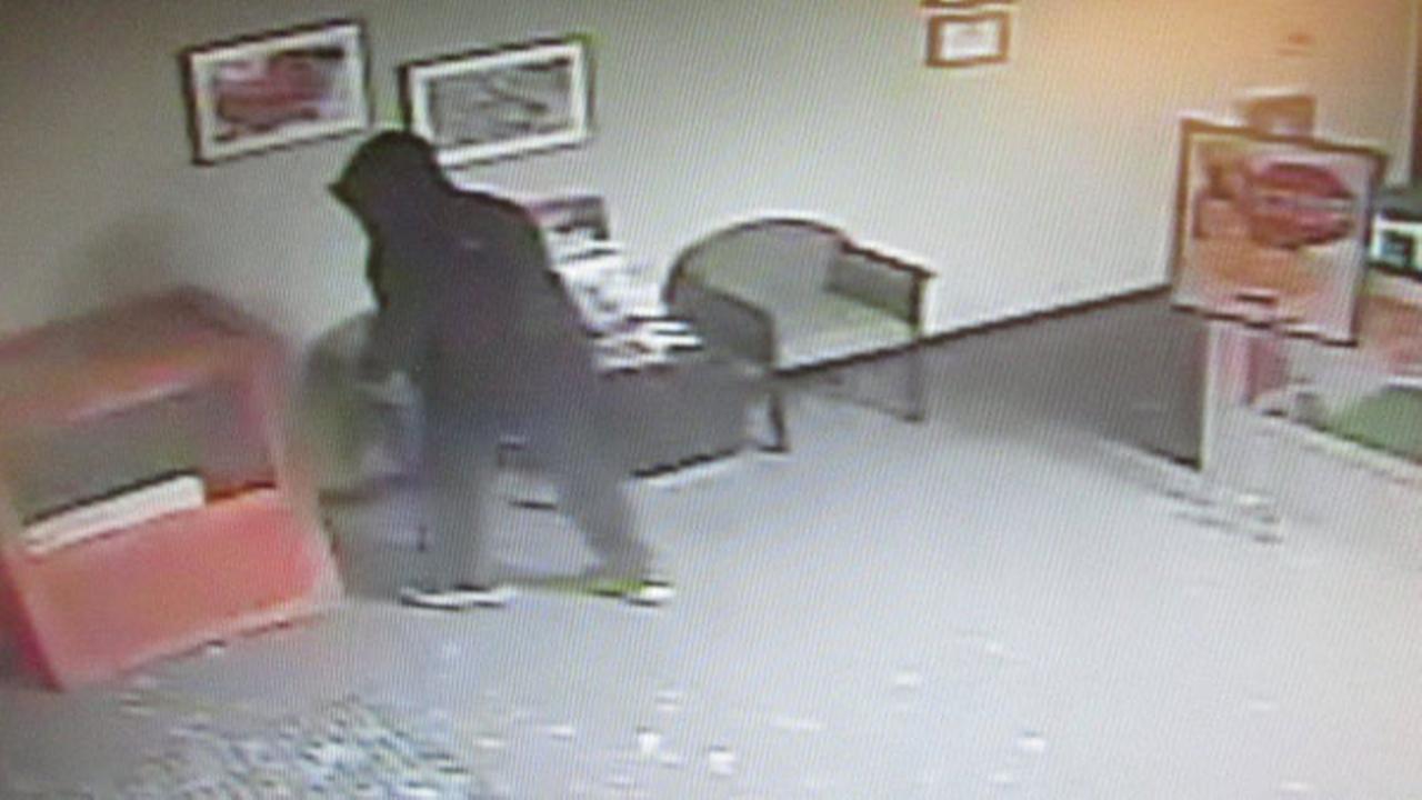 Burglaries at Egg Harbor Twp. park, food bank