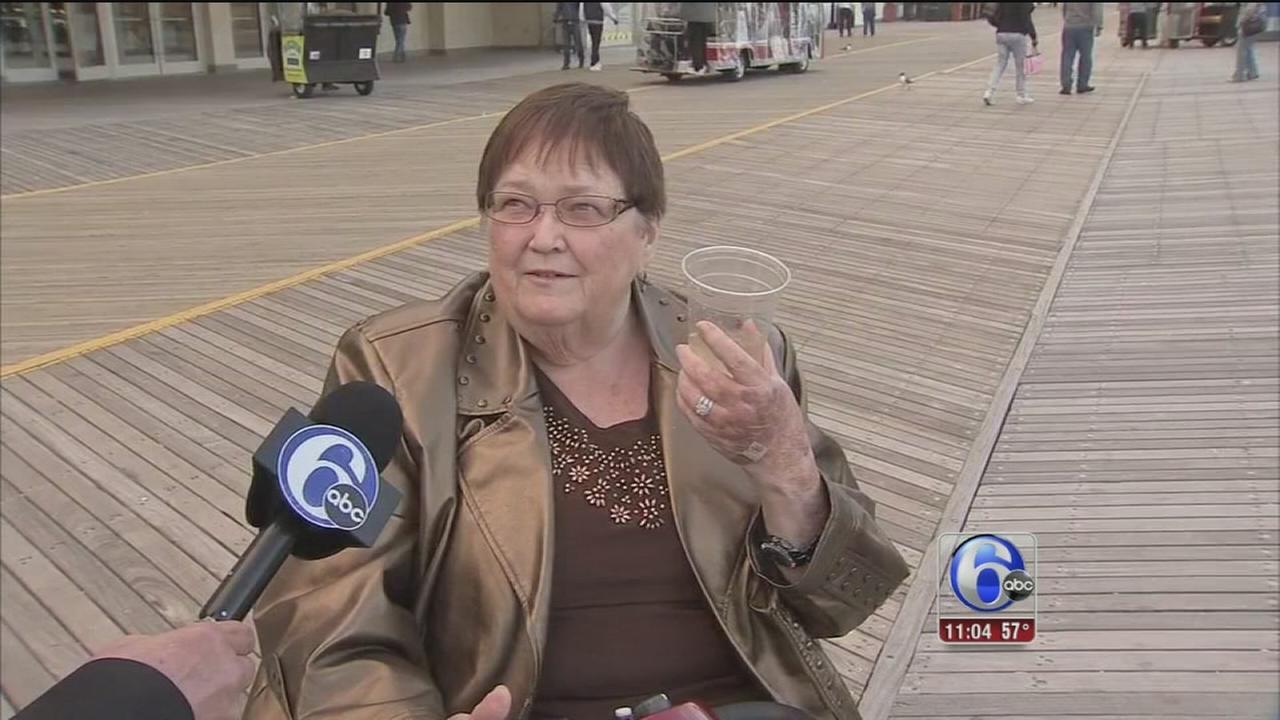 VIDEO: Booze on Boardwalk