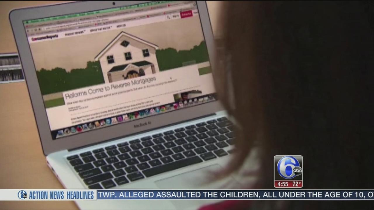 VIDEO: Consumer Reports: Reverse Mortgage Reforms