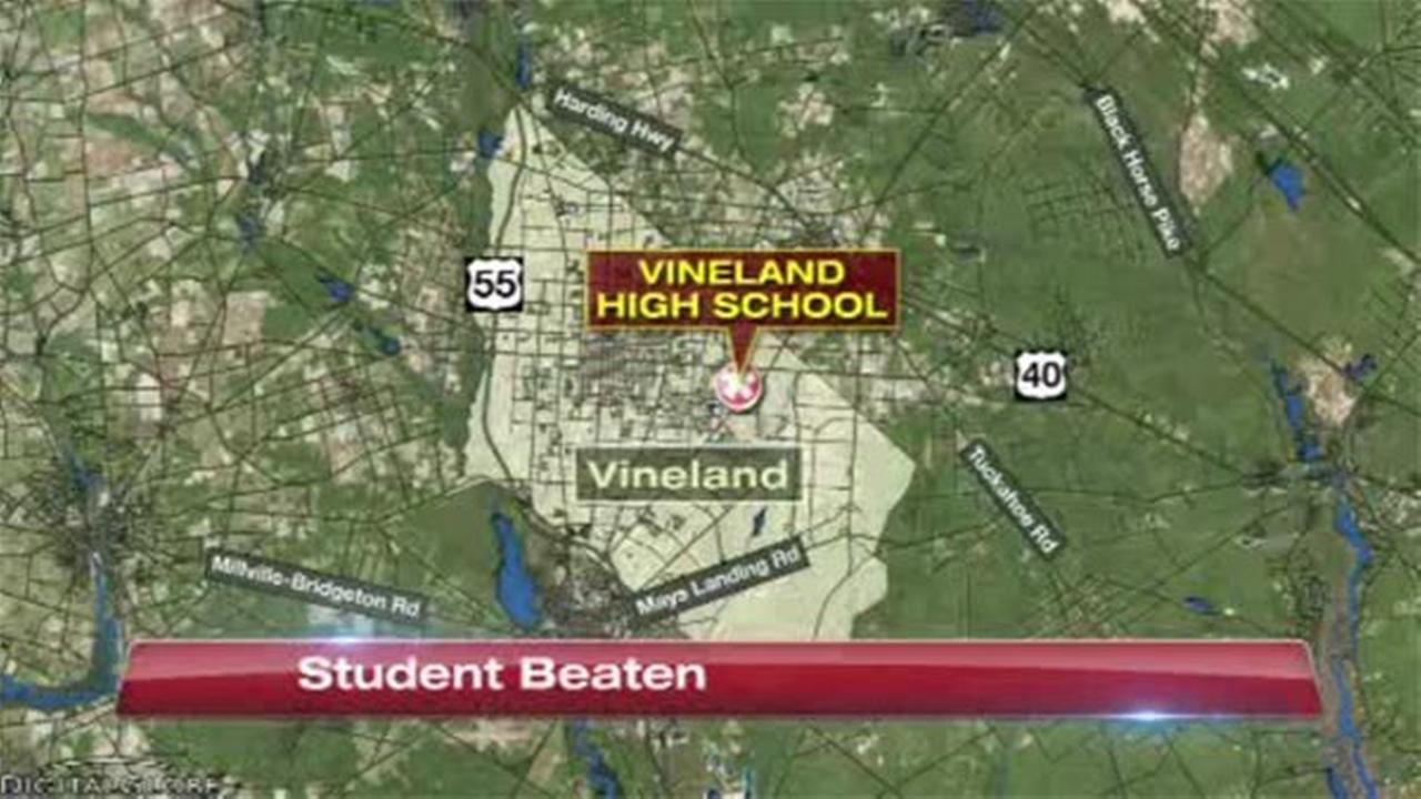 Fight at Vineland High School sends teen to hospital