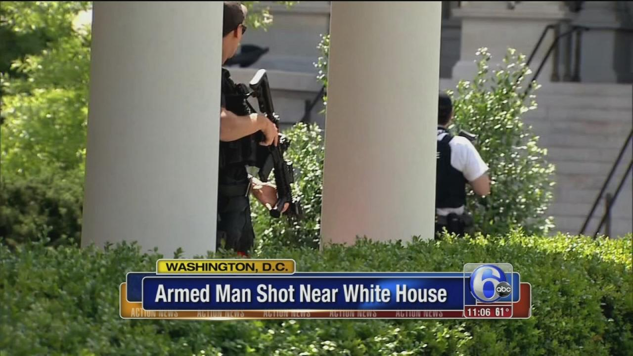 VIDEO: WH shooting