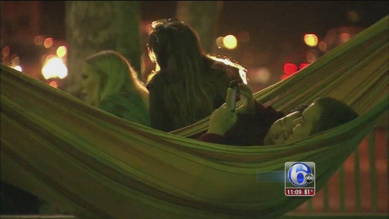 VIDEO: Warm Friday night