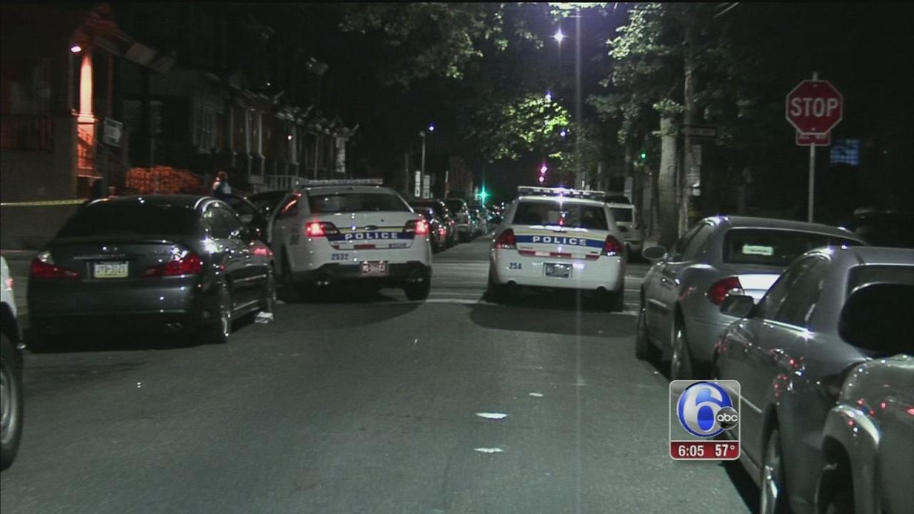 VIDEO: 13 St homicide