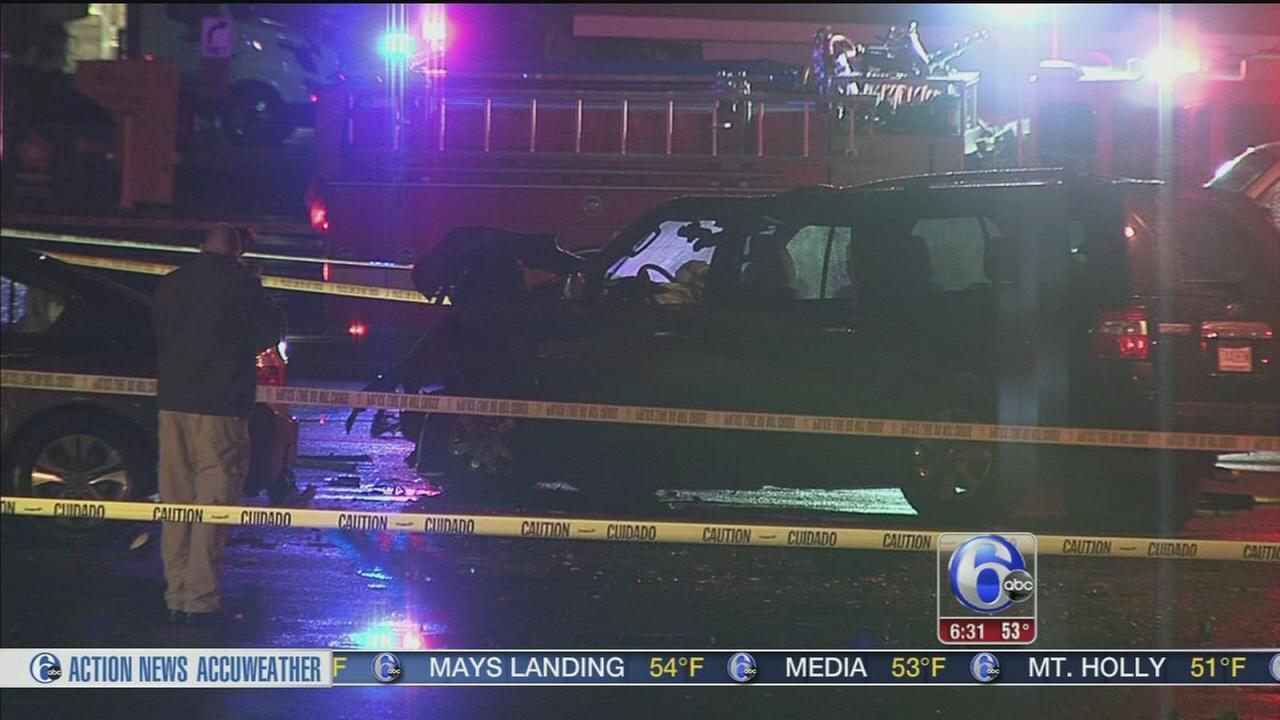 VIDEO: Pedestrian killed in Burlington