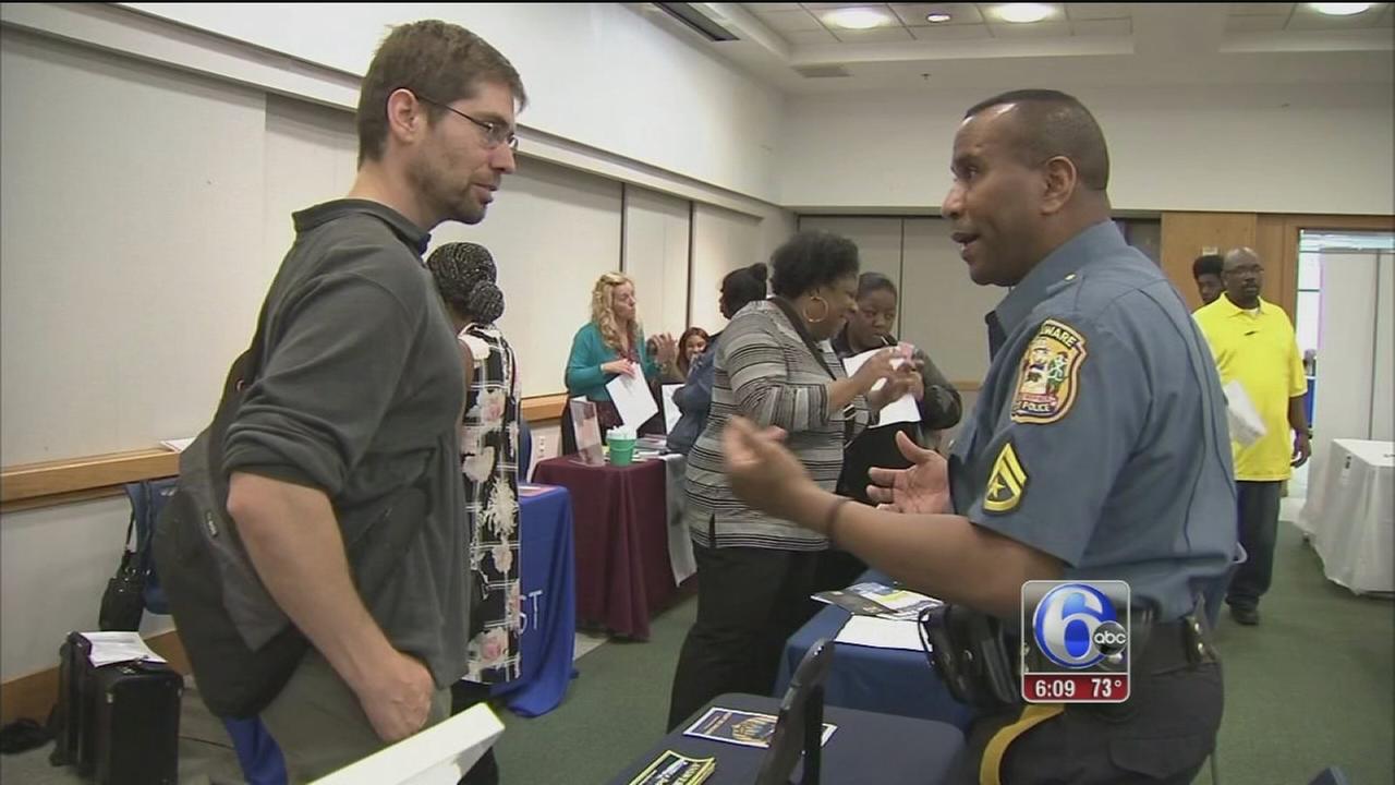 Job opportunities in Delaware