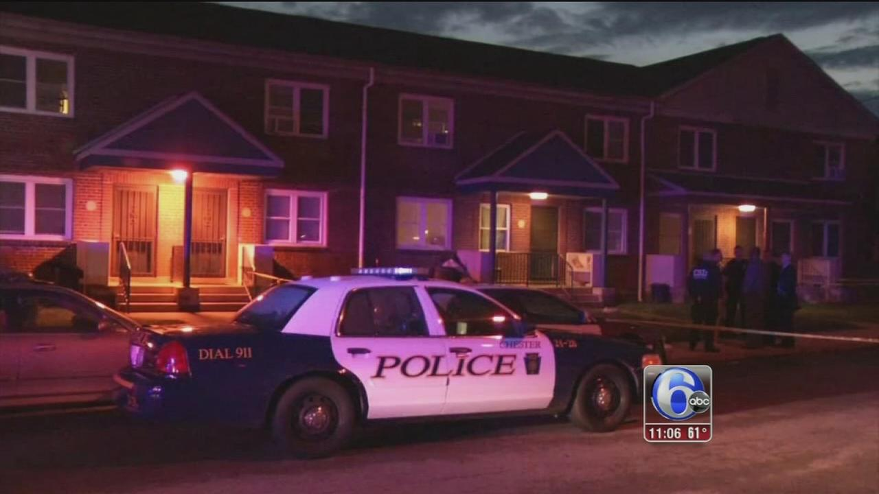 VIDEO: 10th homicide in Chester
