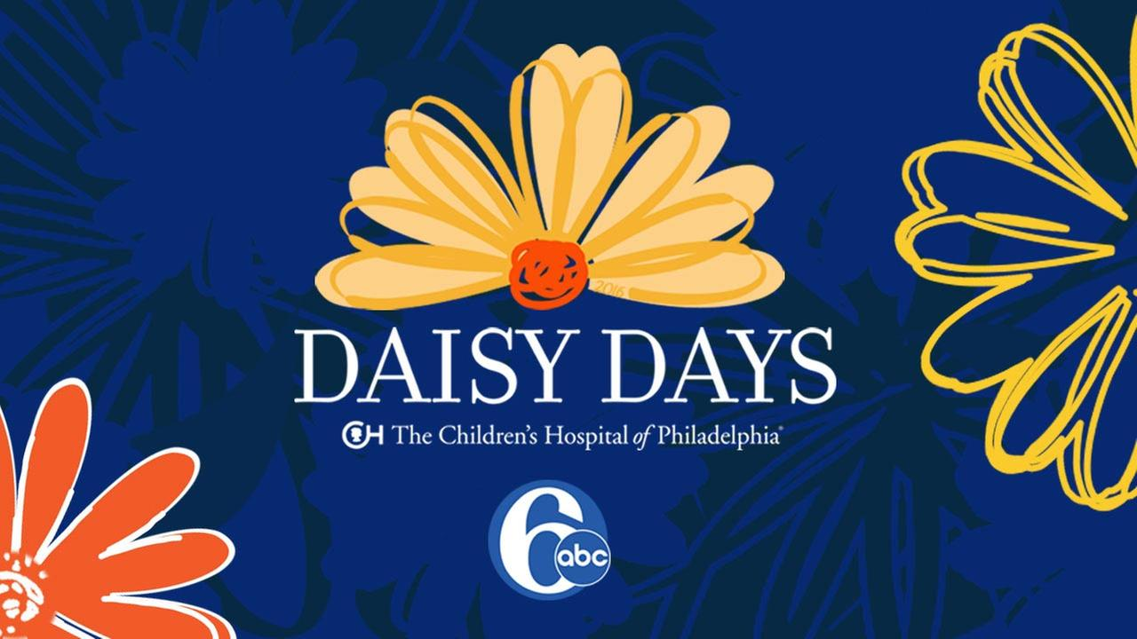 Donate to CHOP's Daisy Days