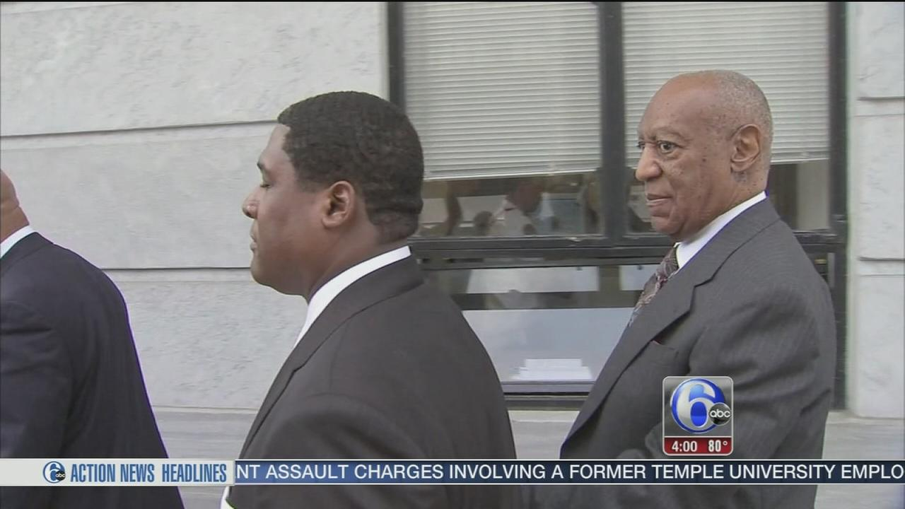 VIDEO: Cosby ordered to stand trial in sex assault case