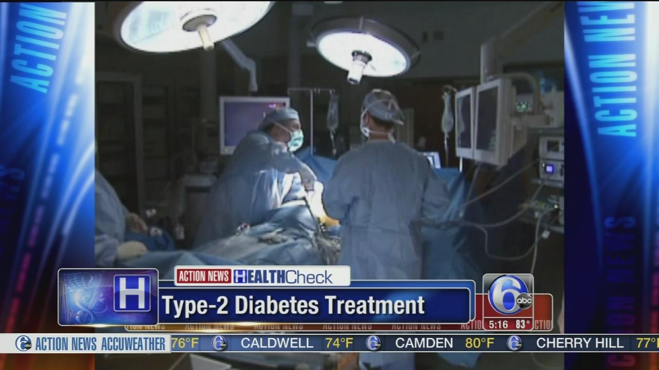 VIDEO: Type-2 Diabetes treatment