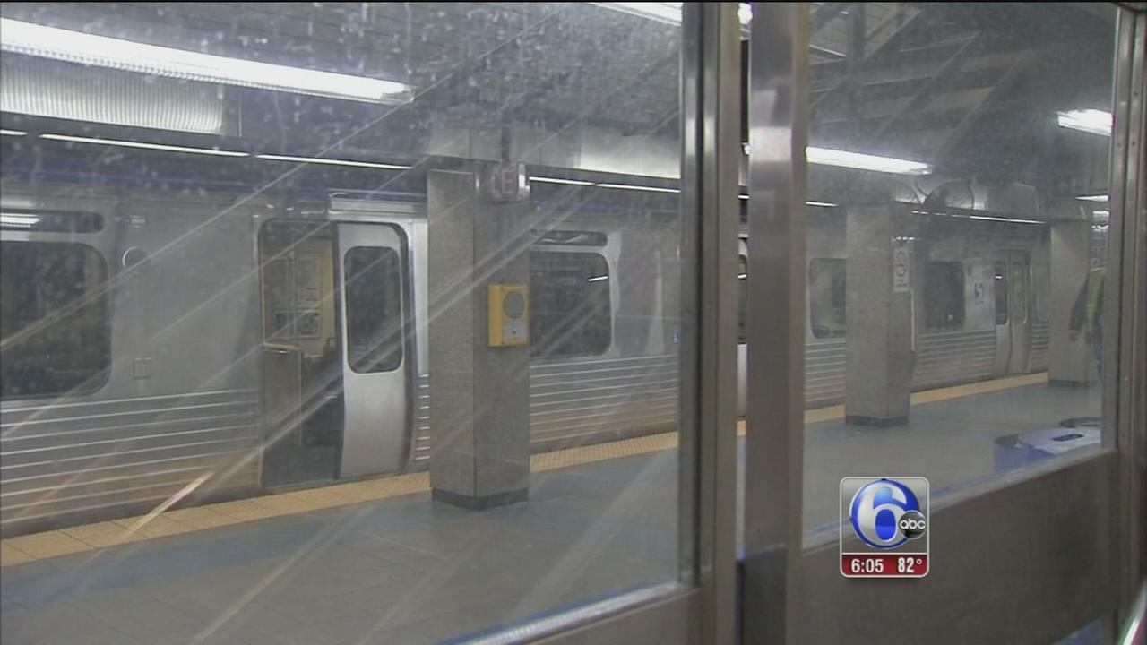 VIDEO: Person hit, killed on SEPTA tracks
