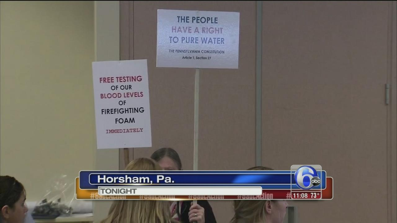 VIDEO: Bucks, Montco residents seek answers