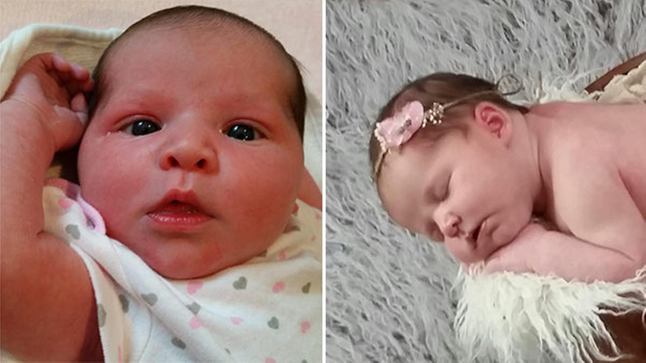 VIDEO: Adam Joseph is back with new photos of Baby Hannah!