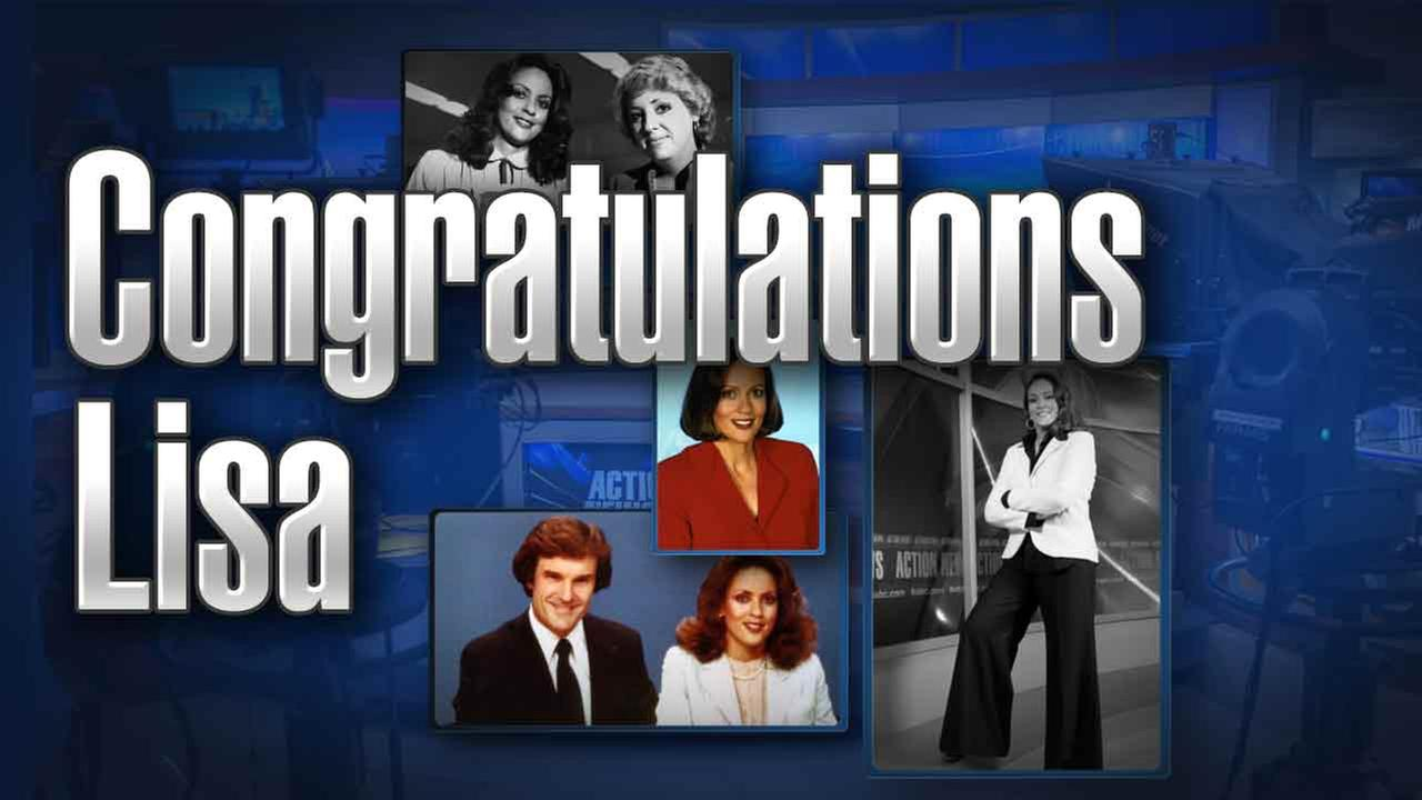 Lisa Thomas-Laury retires after 38 years with 6abc.