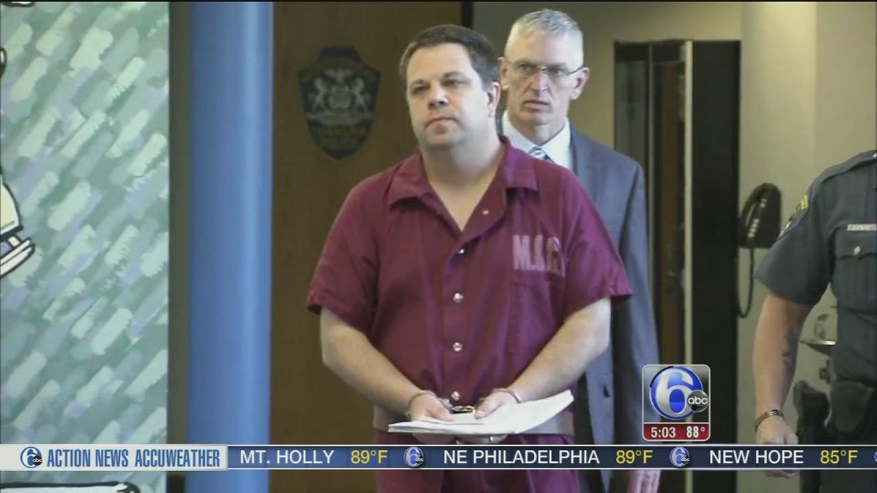 VIDEO: Accused Montco church gunman to stand trial