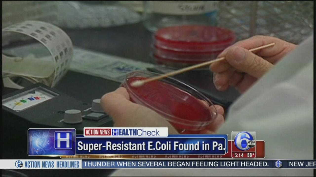 VIDEO: HK- E. Coli in Pa.