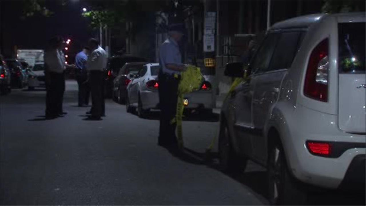 Man shot and robbed in North Philadelphia