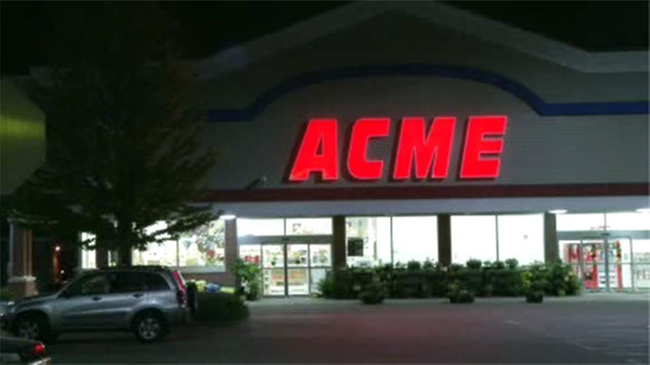 VIDEO: Chestnut Hill Acme robbed at gunpoint