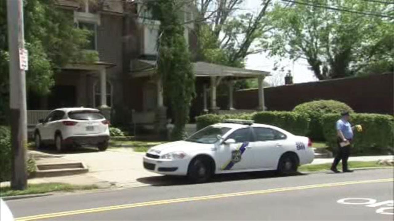 Toddler falls from 2nd floor window in Germantown