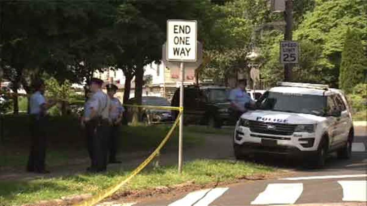 Police have a suspect in custody after an attempted robbery that turned violent in the Germantown section of Philadelphia.