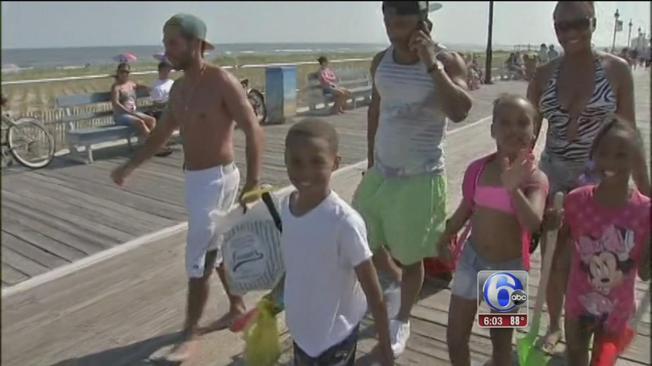 VIDEO: Shore vid 2