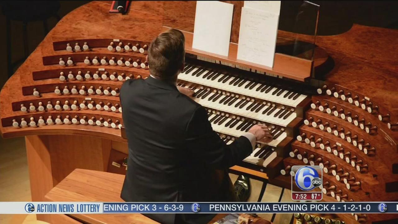 VIDEO: Kimmel Centers Organ Day