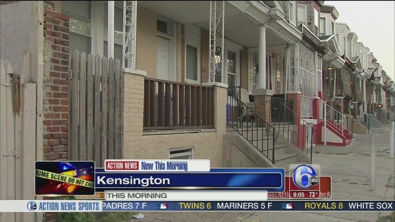 VIDEO: Man stabbed in Kensington