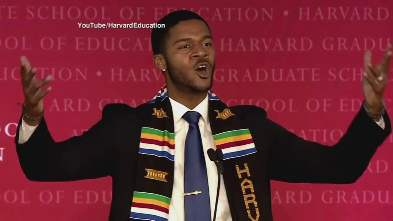 VIDEO: Harvard poem
