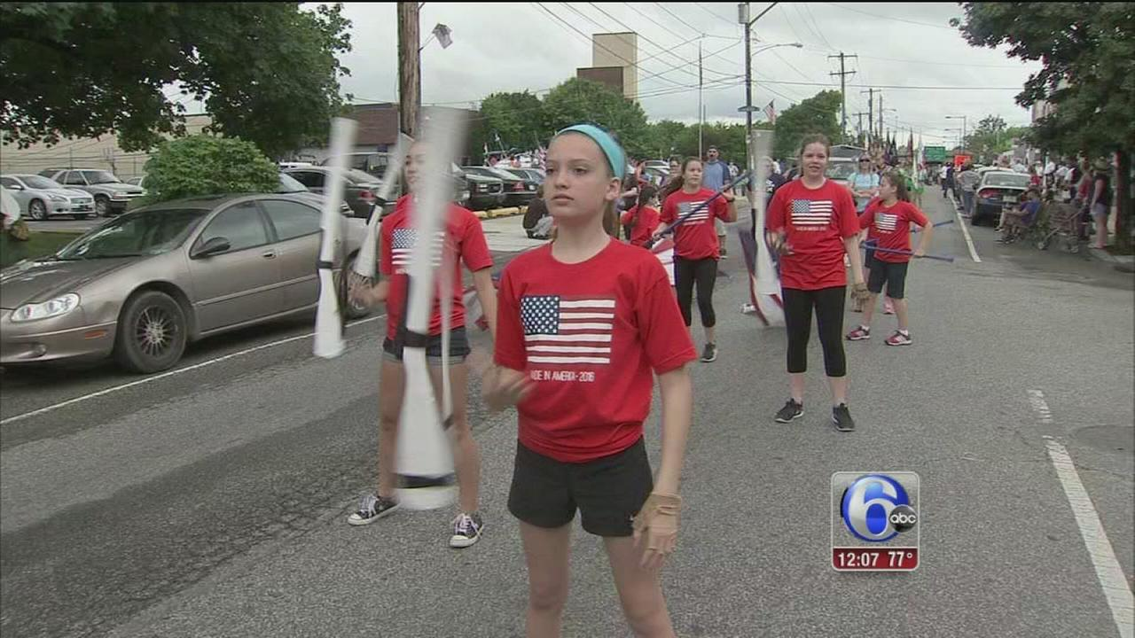 VIDEO: Memorial Day parade in Bridesburg still a big draw