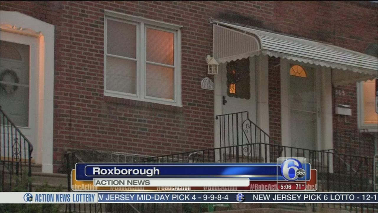 VIDEO: 3 robbed, car stolen in Roxborough gunpoint holdup