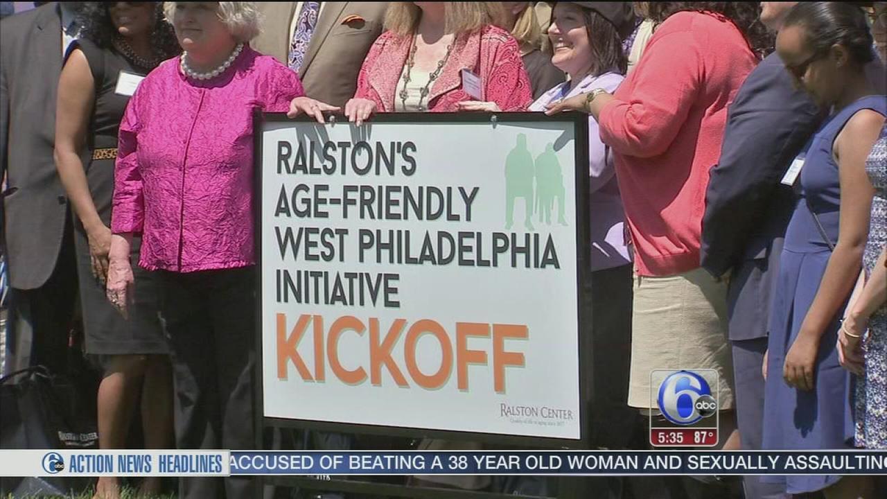 The Ralston Center kicks off new program