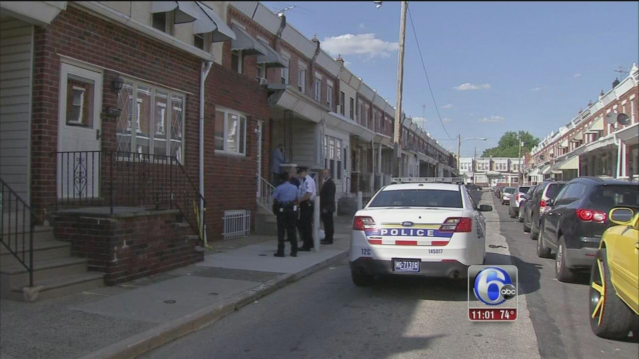 VIDEO: Man found dead in South Philadelphia