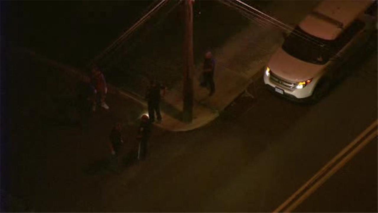 Police investigate stabbing in Bucks County