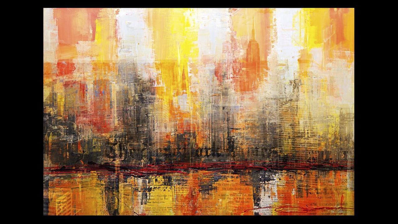 Leon Ruiz - Fine Artist