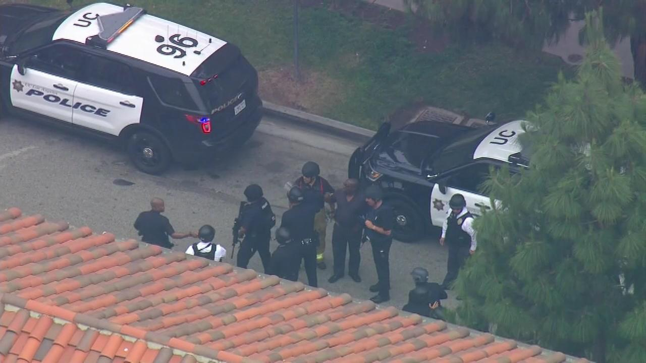 June 1, 2016: University of California, Los Angeles (UCLA) was placed on lockdown amid reports of a shooting.