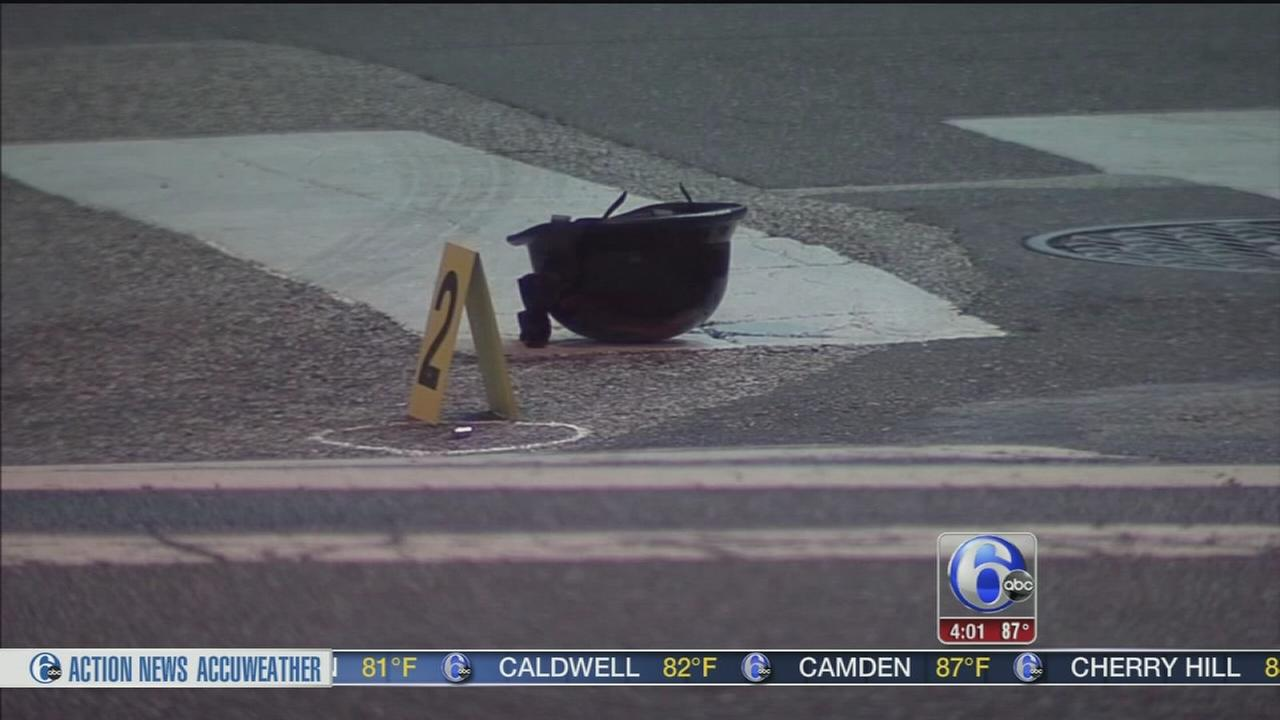 VIDEO: Shots fired by off-duty officer hit Temple Univ. Hospital facility