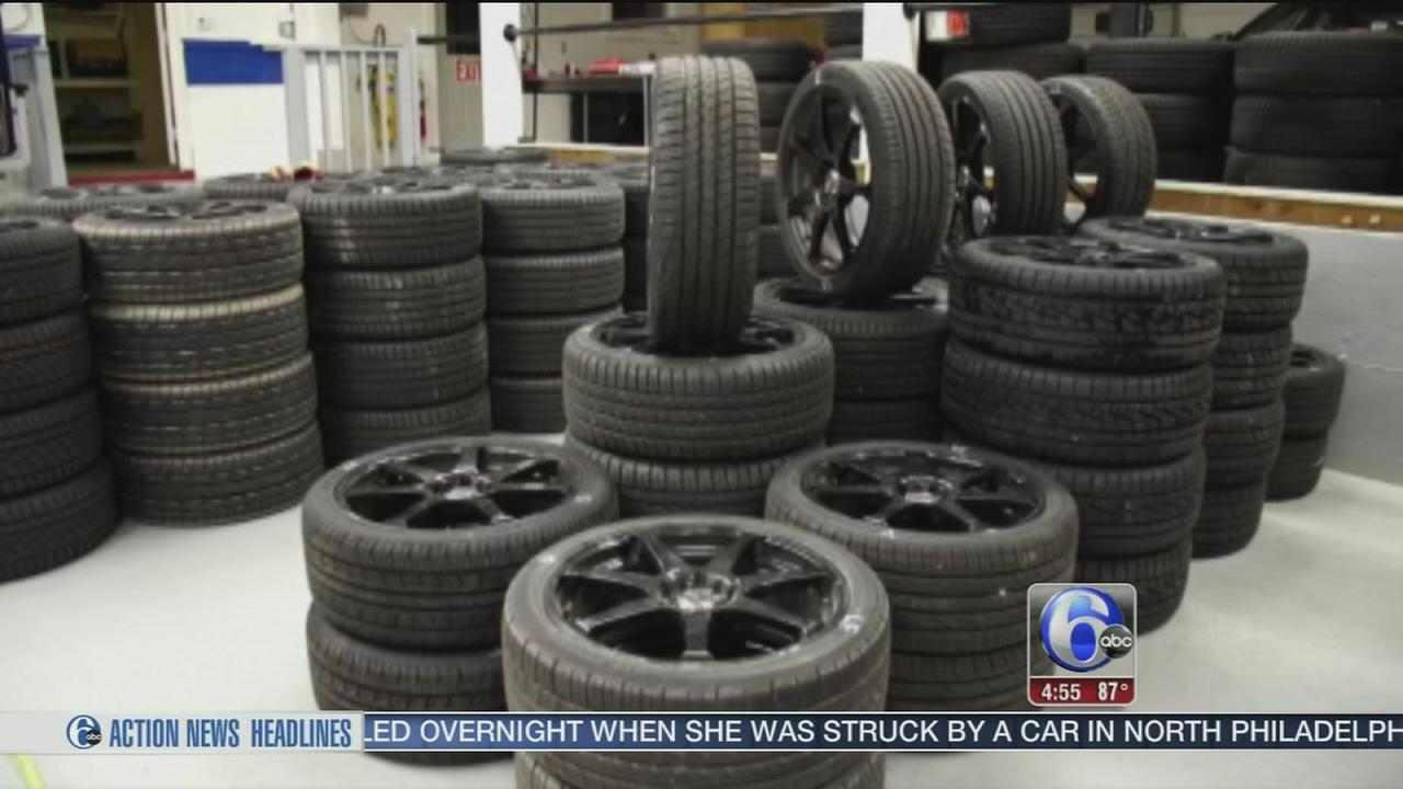 VIDEO: Consumer Reports tests best all-season tires