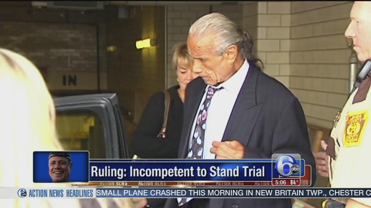VIDEO: Judge: Superfly Snuka incompetent to stand trial