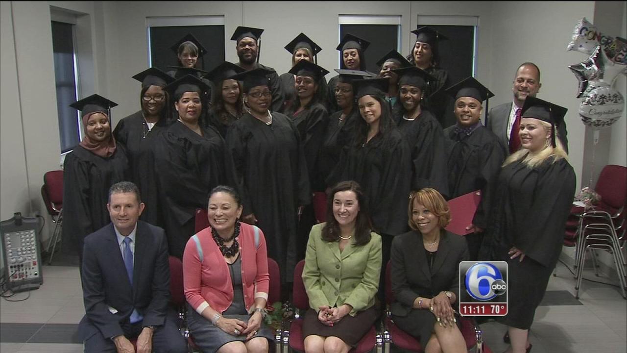 VIDEO: LEAP grads