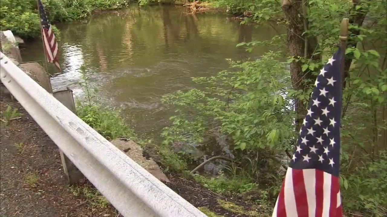 Pictured: Scene where body was found in Chester CountyChester County District Attorney