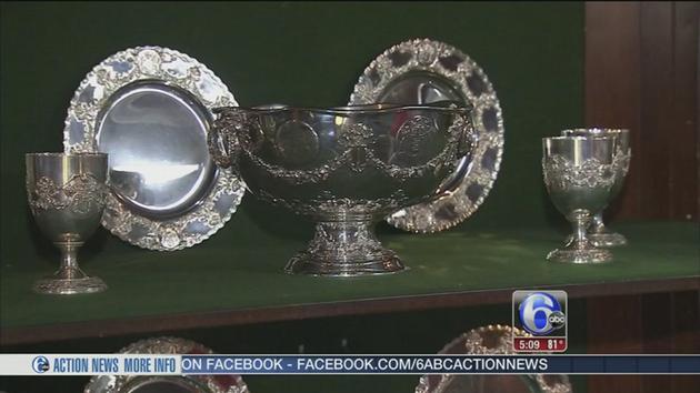 VIDEO: Battleship silver
