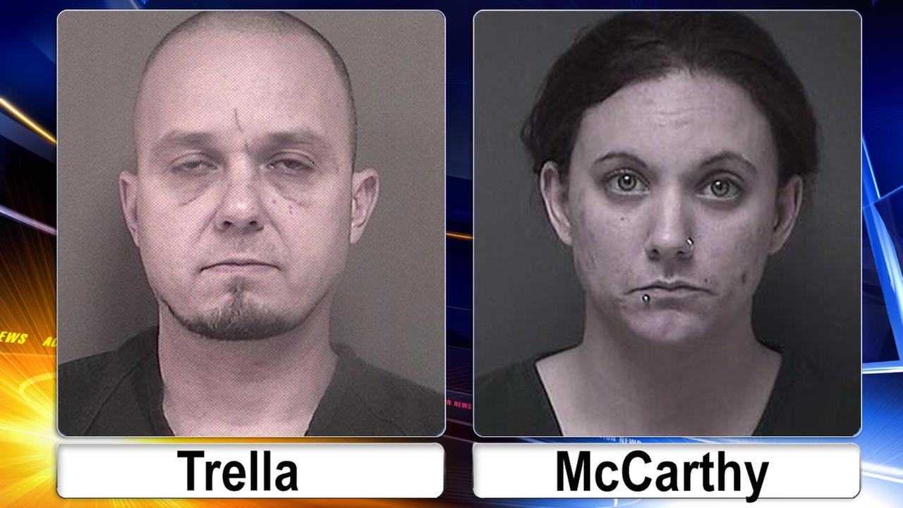 NJ parents indicted after 2-year-old girl drowns in pool