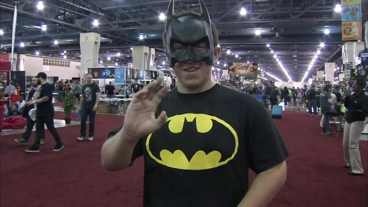Wizard World Comic Con takes place June 2-5 at the Pennsylvania Convention Center.