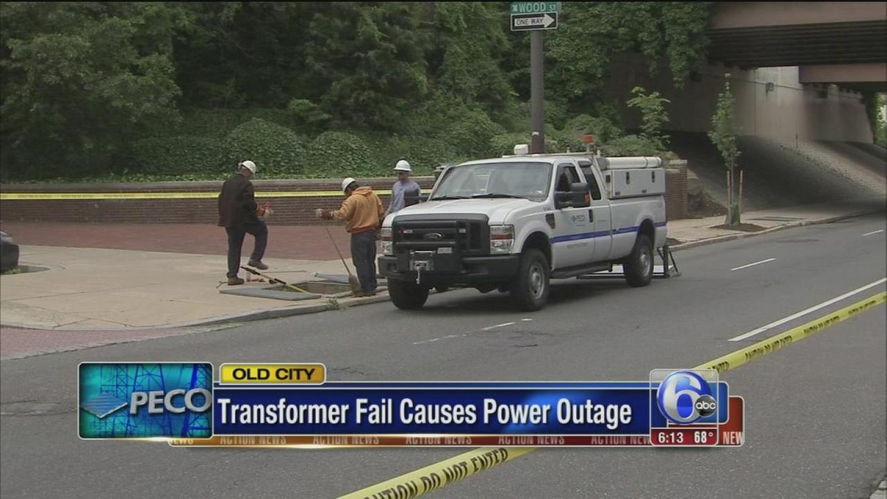 VIDEO: Power outage