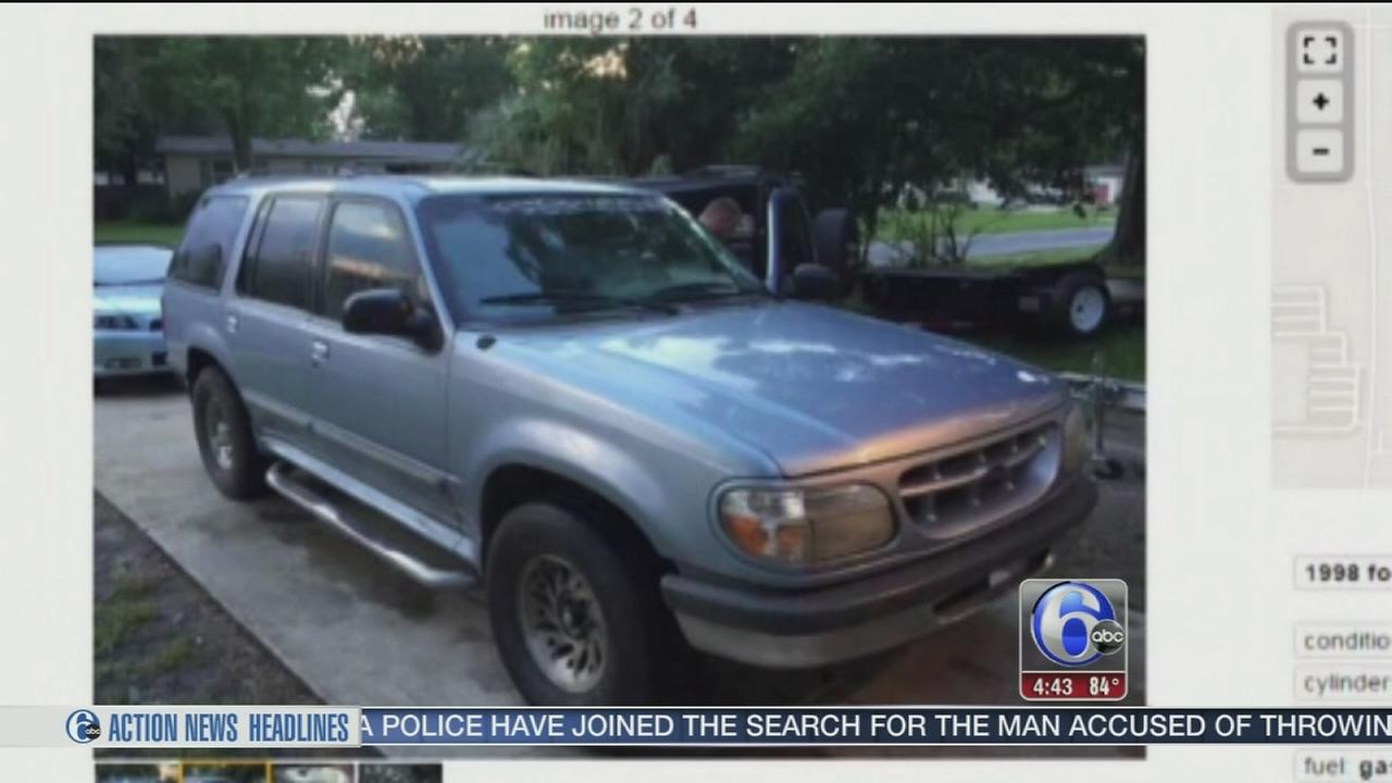 VIDEO: Dad tries to sell sons truck on Craigslist over pot