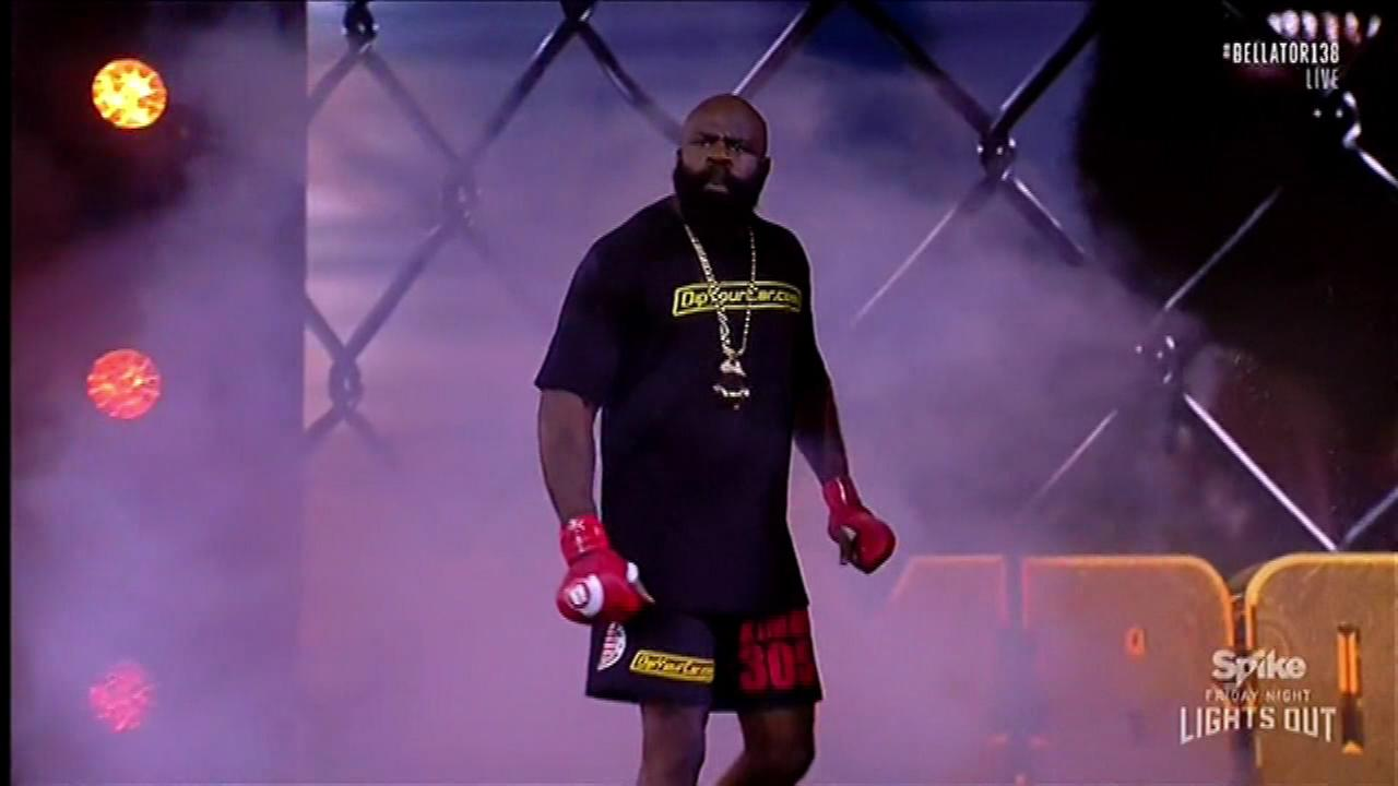 June 7, 2016: Kimbo Slice, the bearded street fighter who parlayed his internet popularity into a mixed martial arts career and worldwide fame, has died.