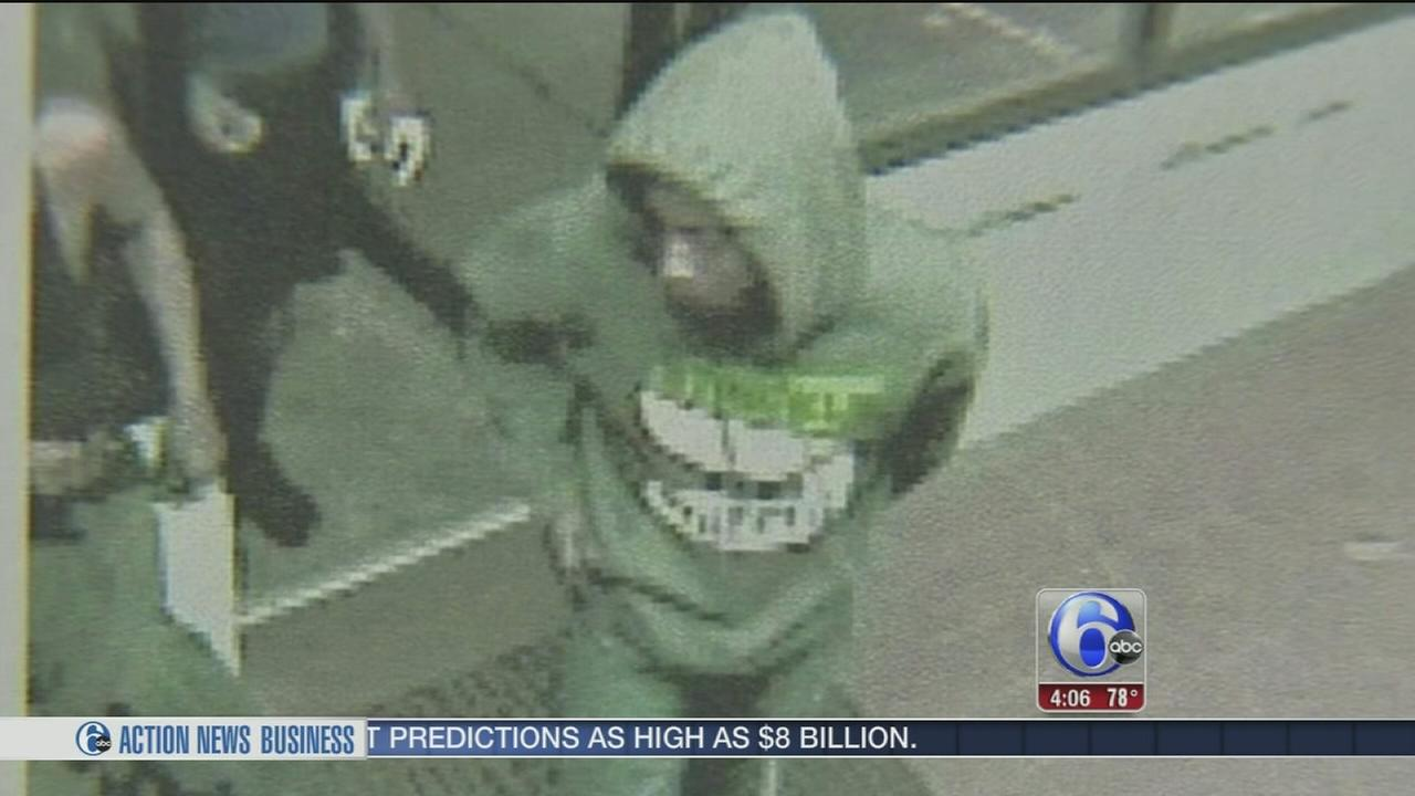 VIDEO: Search for suspect in street holdups