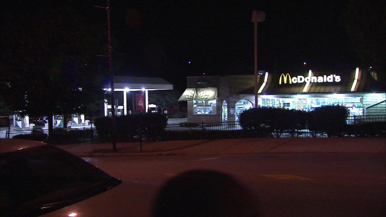 June 7, 2016:  Police say the incident happened before 11:30 p.m. outside the McDonalds restaurant in the 200 block of West Main Street.