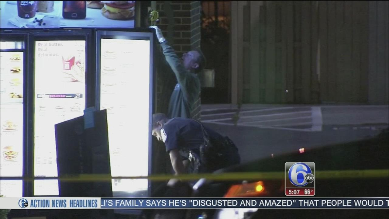 VIDEO: Man, 24, fatally shot outside McDonalds in Norristown
